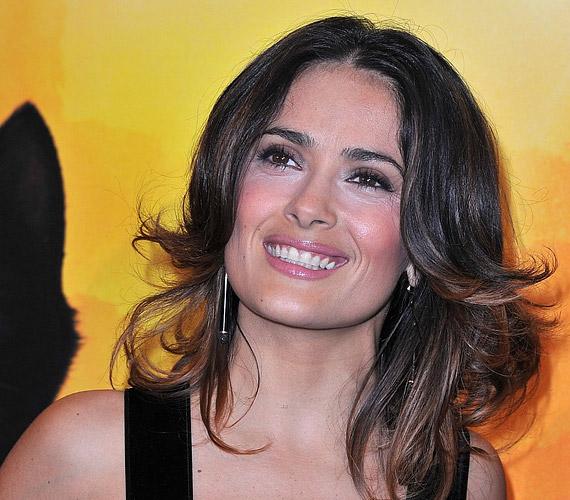A 45 éves mexikói származású színésznő és férje, a francia milliárdos, Francois-Henri Pinault magánélete nem mentes a botrányoktól.