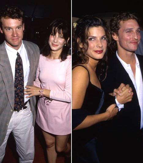 Filmes pasikMár a karrierje kezdetén bájos romantikus vígjátékok szereplője lett. Az 1992-es Szerelmi bájitalban Tate Donovan volt a partnere, akivel az életben is egy párt alkottak - csakúgy, mint később szinte minden filmbéli szerelmével, köztük a Képtelen képrablás főhősével, Matthew McConaughey-vel is.