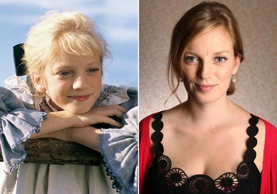 Sarah Polley arca még mindig olyan bájos, mint kislányként. Szinte hihetetlen, hogy lassan 40 éves, legalább tíz évet letagadhatna.