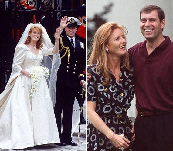 András herceg válásuk után is támogatta anyagilag, sőt, máig egy fedél alatt élnek, bár Fergie most azt tervezi, New Yorkba költözik.