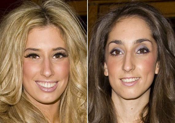 A műsorvezető-énekesnő,Stacey Solomon nővére, Gemma igyekszik meghúzódni a háttérben.
