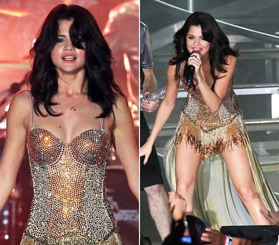 A Disney-sorozatok sztárja jelenleg énekesnői karrierjére koncentrál, Who Says és Love You Like a Love Song című dalai a listákat ostromolják.