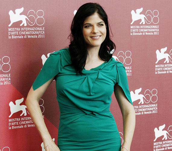 Selma Blair legújabb filmje, a Dark Horse miatt érkezett Velencébe - az alkotást Todd Solondz rendezte.