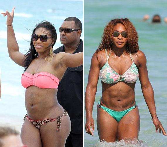 Hiába izmos, beválasztották már a legcsúnyább testű bikinis sztárok közé.