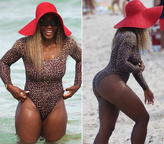 Serena Williams megváltozott alakjáról sokat cikkeztek. A teniszező 2010-ben tüdőembóliát kapott, ezután egy évet kihagyott, akkor szaladtak fel rá a kilók, melyekkel azóta is küzd.