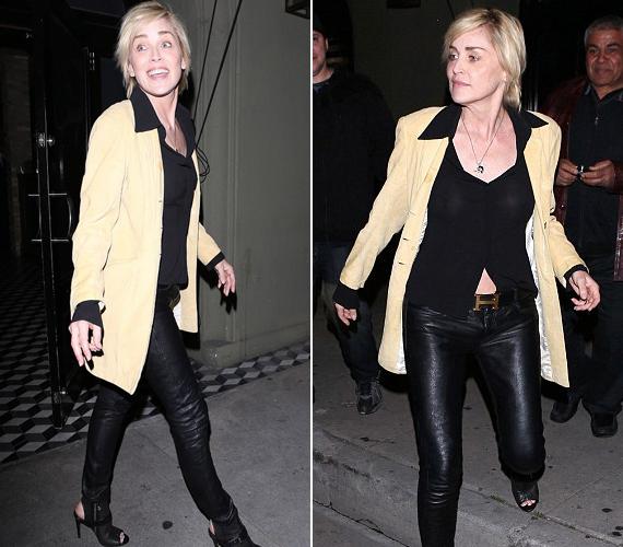 A színésznő korábban azt nyilatkozta, sokat küzdött azzal, hogy elfogadja, ő is öregszik.