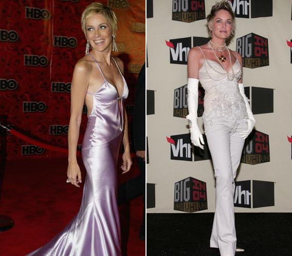 Olykor azért úgy tűnik, hatott rá kortársai, így például Madonna öltözködése is.