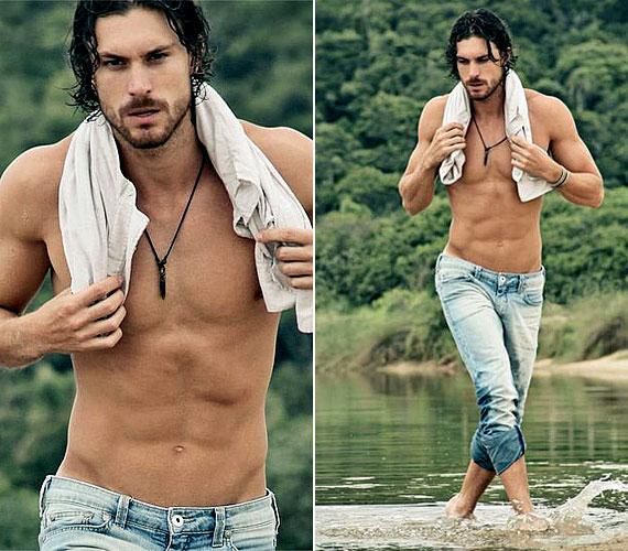 A 27 éves argentin modell nem akármilyen adottságokkal rendelkezik.