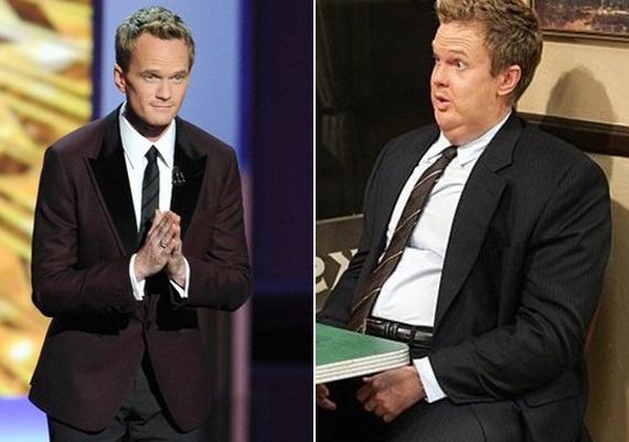 Neil Patrick Harris, az Így jártam anyátokkal sorozat Barney-ja akkor hízott meg, amikor összejött Robinnal.