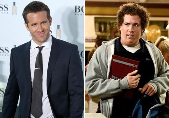 Ryan Reynolds a Csak barátok filmben először egy sikertelen duci srác, majd kigyúrt, menő emberként tér vissza szülővárosába.