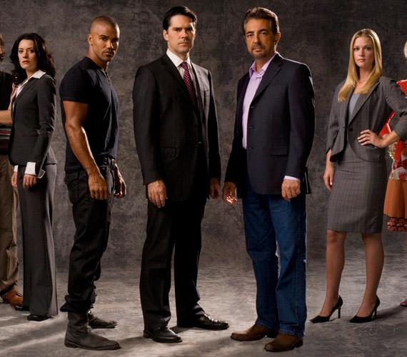 A Gyilkos elmék című sorozatban, a jóképű Derek Morgan ügynökként.
