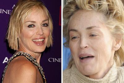 Sharon Stone színésznő