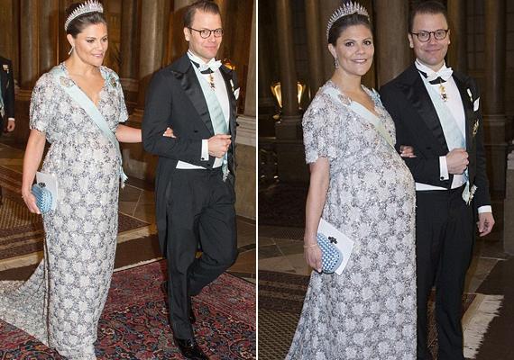 Viktória hercegnő és Daniel herceg régóta szerettek volna egy kistestvért adni lányuknak, a hároméves Estelle hercegnőnek. Jövő hónapban új taggal bővül a család, reményeik szerint ezúttal egy kisfiúval.