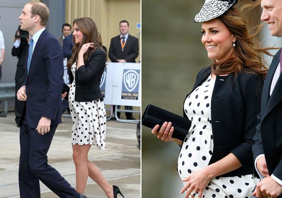Katalin hercegné már két gyermek anyukája, és források szerint nem is szül többet, mert férje, Vilmos herceg úgy véli, hogy a kis Györggyel és Charlotte-tal is bőven elég tennivaló van.