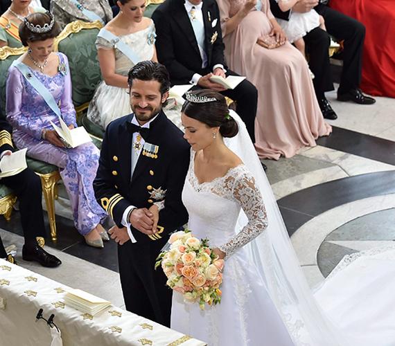 keresek svéd esküvő nő christina appelt ismerkedés