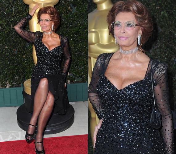 Az Oscar-gálán ő volt az egyik legcsinosabb színésznő.