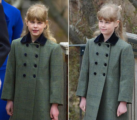 A Szent György-templomban kislánya, a kilencéves Lady Louise Windsor is megjelent. Edwardot egy kisfiúval is megajándékozta: James, Severn vikomtja 2007. december 17-én jött világra.