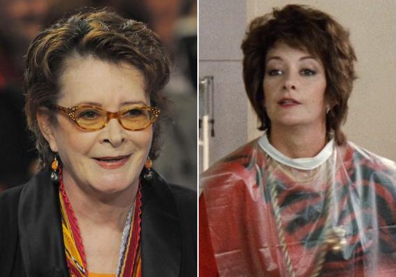 Dominique Lavanant játszotta Vic apjának szeretőjét, Vanessát. A színésznő idén 70 éves. Franciaországban a mai napig közkedvelt sztár. Gyermeke nem született.