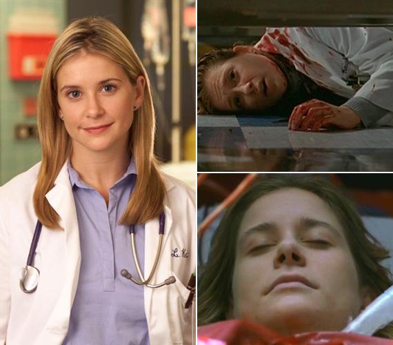 A Kellie Martin által játszott kedves medika, Lucy Knight halála sokakat megrendíthetett a Vészhelyzet hatodik évadjában. Valentin-napon ölte meg egy skizofrén beteg - a tortavágáshoz használt késsel szúrta meg többször a rezidenst, majd Carter doktort is, aki azonban túlélte a támadást. Lucyért hiába küzdöttek a műtőben, nem tudták megmenteni.