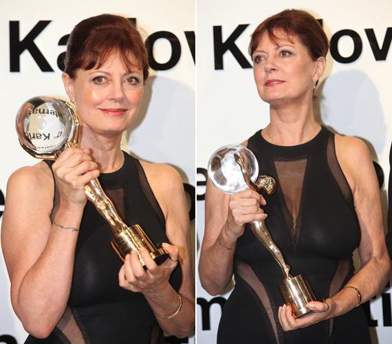 A Karlovy Vary-i Nemzetközi Filmfesztivál az egyik legidősebb filmfesztivál a világon. 1948-ban vált nemzetközivé, a filmeket 1951 óta nemzetközi zsűri értékeli, és 1956-ban az A kategóriás filmfesztiválok közé sorolták be. Az életműdíj bármilyen származású színész számára kitüntetés.