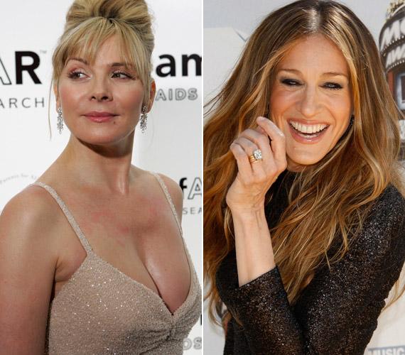 A Szex és New York című sorozat sztárjai csak a vásznon voltak barátnők. Sarah Jessica Parker és Kim Cattrall a valóságban ki nem állhatták egymást.