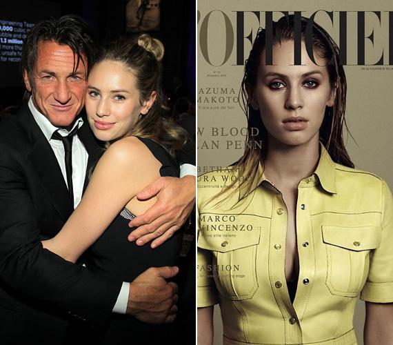 Sean Penn és Robin Wright lánya, Dylan Penn 2013-ban, egy Gap plakáton tűnt fel először, azóta már több márkának is pózolt. Legutóbb a L'Officiel Italia decemberi címlapján szerepelt a 23 éves sztárcsemete.