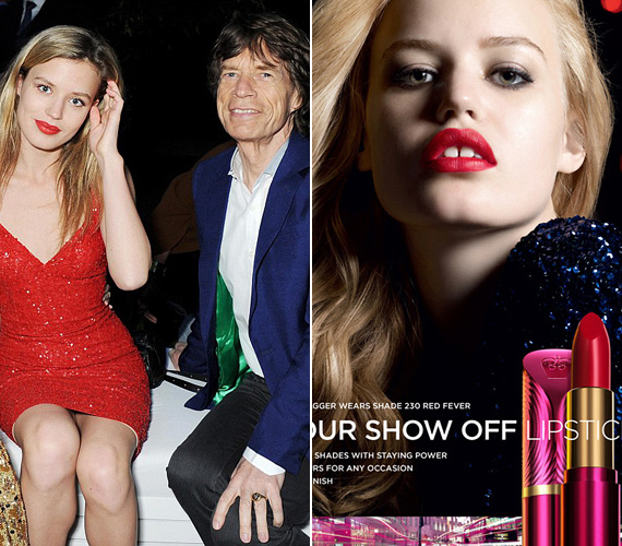 Georgia May Jagger, Mick Jagger és Jerry Hall 23 éves lánya 2008-ban került az Independent Models ügynökséghez, azóta olyan márkáknak modellkedett, mint a Chanel, a H&M és a Rimmel.
