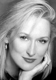 Meryl Streep egykoron