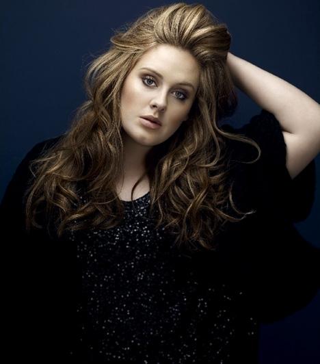 Adele                         A dundi előadót azonnal felismerni erős, rekedtes hangjáról. Nem véletlen, hogy a britek fiatal kedvence már debütáló, 19 című albumával a listák élére került. Második albumával pedig, melyet stílusosan 21-re keresztelt, már a tengerentúlt is meghódította.                         Kapcsolódó cikk:                         Vérbeli nő! A címlapon mutatta meg teltkarcsú alakját a népszerű énekesnő »