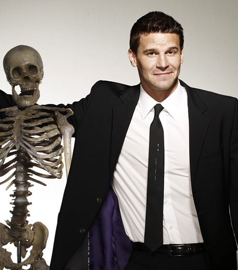 """David Boreanaz  David Boreanazt annak idején Angel, szerepében kedvelték meg a nézők. A karaktert a Buffy, a vámpírok rémében, illetve az Angelben is a helyes színész alakította. 2005 óta pedig Seeley Booth, az FBI-ügynök képében bosszantja csinos munkatársnőjét a Dr. Csontban.Kapcsolódó cikk: """"Jót tett a házasságomnak, hogy félreléptem"""" Állítja az RTL Klub sztárja »"""