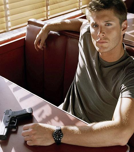 Jensen Ackles  Bár az Odaát egyértelműen az X akták felturbózott változata, Jensen Ackles kedvéért még a csajok is szívesen elmerülnek a természetfeletti kalandokban. Kapcsolódó cikk: 4 évig várt! Ezt a bombázót vette feleségül a népszerű sorozatsztár »