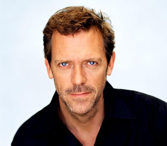 Hugh Laurie a Doktor House-ban jó pár évadon keresztül hozta az undok, morcos, ám nagyszerű orvos alakját.