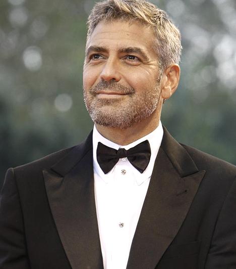 George Clooney  A Vészhelyzet sármos Ross dokija az idők során a nők első számú kedvencévé nőtte ki magát. A kilencvenes évek sikerfilmjei, mint az Alkonyattól pirkadatig és a Mint a kámfor után az Ocean's-mozikkal lett népszerű. Az 1961-ban született színész rendezőként is elismert.  Kapcsolódó címke: George Clooney »