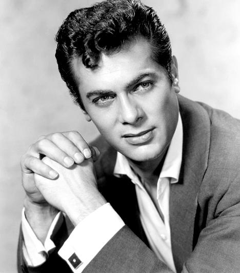 Tony Curtis (1925-2010)  Az egyik legismertebb magyar származású színész hatszor nősült életében. Az 1959-es Van, aki forrón szeretivel írta be magát a filmtörténetbe, de a magyar nézők a Minden lében két kanál sármőrjeként is imádták Roger Moore mellett. Az ezredforduló óta leginkább festői karrierjére koncentrál, és életrajzi kötetét is kiadta.