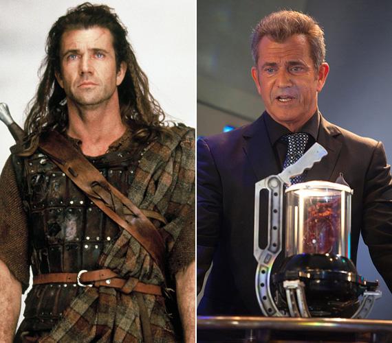 Mel Gibson hiába kért már számos alkalommal bocsánatot, Hollywood még mindig nem lépett túl azon, hogy 2006-ban, amikor részegen furikázott és egy rendőr megállította, a zsidókat kezdte szapulni, mondván, ők felelősek minden háborúért a világban. Ám 1995-ben még ő volt az ünnepelt sztár és jófiú, akit olyan filmekért imádtak a nézők, mint a Mad Max, a Halálos fegyver-trilógia és a Maverick. 1995-ben pedig jött a Rettenthetetlen: ebben William Wallace skót szabadsághőst formálta meg, amivel végérvényesen beírta magát a filmtörténelembe. 2004 és 2010 között nem nagyon dolgozott, de az utóbbi években ismét jelentkezett: a 2013-as Machete öl-ben egy nagyhatalmú fegyvergyárost formált meg, de látható a 2014-es The Expendables - A feláldozhatók 3-ban is.