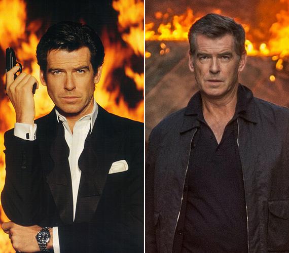 Pierce Brosnan már a nyolcvanas években is felbukkant különféle filmekben, de világhírnévre egyértelműen akkor tett szert, amikor 1995-ben, 42 éves korában első ízben bújt James Bond szmokingjába az Aranyszem című mozi kedvéért. Azóta is többnyire harcias sármőröket alakít filmjeiben, de azért felüdülésképpen olyan alkotásokban is szerepet vállal, mint a Mamma mia! vagy a Százkarátos szerelem. Az augusztus 27-én az Egyesült Államokban bemutatásra kerülő The November Man című thriller ex-CIA-ügynökének szerepében azonban hozza a szokásos kőkemény macsót, pisztollyal és morcos tekintettel, ahogyan azt kell. Szerencsére még mindig jól áll neki ez a karakter.