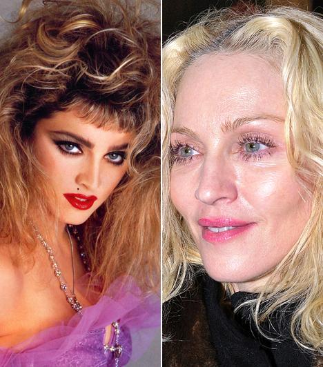 Madonna  A nyolcvanas évek szexi popdívája zenéjében és koncertjein mindig is nagy hangsúlyt fektetett az erotikus légkör megteremtésére, ami nemcsak szexszimbólummá, hanem divatteremtő ikonná is tette. Kapcsolódó címke: Madonna »
