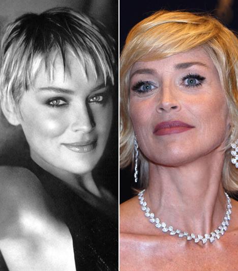 Sharon Stone  Ha Sharon Stone mindössze az Elemi ösztönben szerepelt volna pályafutása során, akkor is a kilencvenes évek egyik legszexisebb színésznőjeként emlékeznének rá.  Kapcsolódó címke: Sharon Stone »