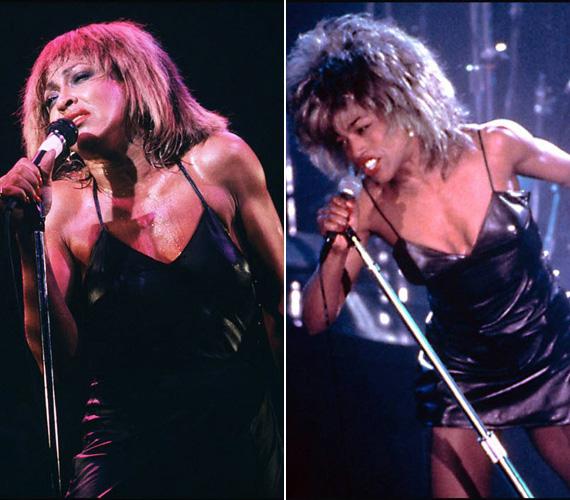 Angela Bassett kiválóan alakította Tina Turnert az 1993-as Tina című filmben, a Golden Globe-díjat meg is kapta alakításáért, és Oscarra is jelölték.