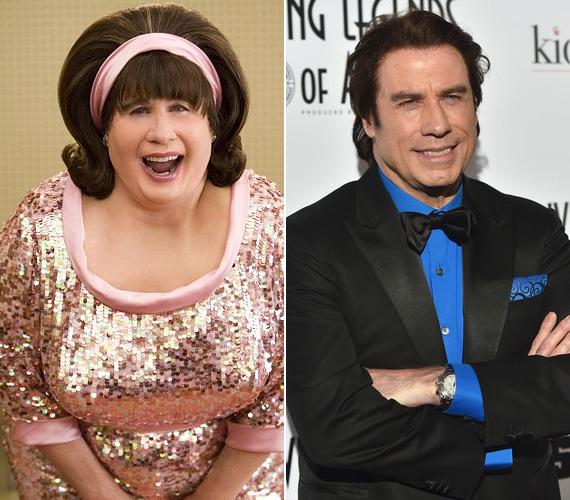A 2007-es Hajlakk-feldolgozásban John Travolta játszotta el a főszereplő duci tinilány nem kevésbé husi édesanyját, fergeteges sikerrel. Az eredetiben ezt a szerepet a transzvesztita Divine formálta meg, ezért is nem választottak színésznőt a remake-hez.