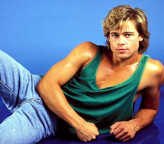Brad Pitt 1991-ben állt modellt a Levi's farmerreklámhoz. Bár a színész akkor már 28 éves volt, még mindig kölyökképűnek számított. Ugyanebben az évben szerepelt a Thelma és Louise című filmben is, ahol a jóképű csábító szerepében felfigyeltek rá.