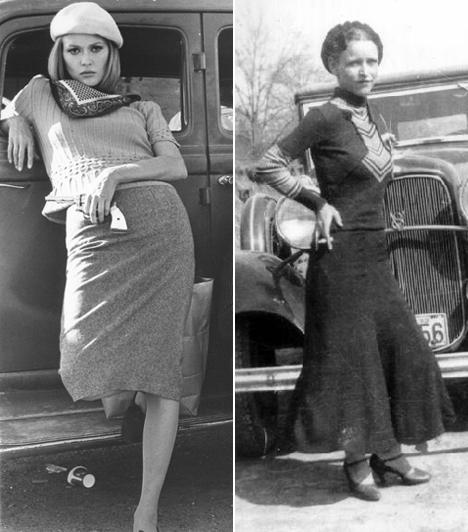 Faye Dunaway  Faye Dunaway az útonálló Bonnie Parker bőrébe bújt Arthur Penn korszakos Bonnie és Clyde című drámájában. Az 1967-es film megdöbbentően merészen ábrázolta az erőszakot, hatása a mai napig tart.  Kapcsolódó címke: Faye Dunaway »