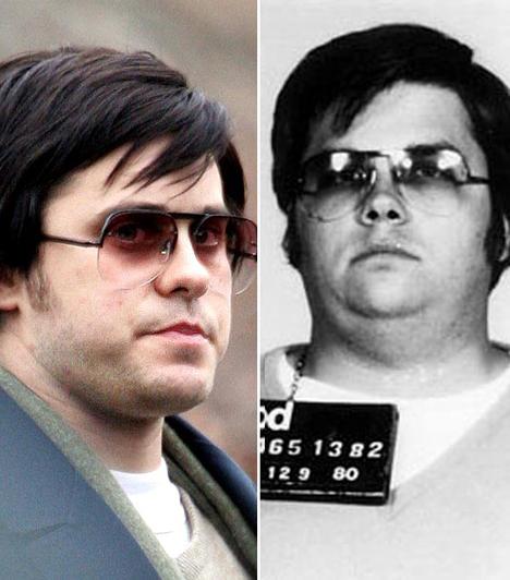 Jared Leto  Jared Leto megdöbbentően elhízott, hogy megformálhassa John Lennon hidegvérű gyilkosát, Mark David Chapmant a Chapter 27 című moziban. Chapman jelenleg is életfogytiglani büntetését tölti a New York-i Attica börtönben.  Kapcsolódó címke: Jared Leto »