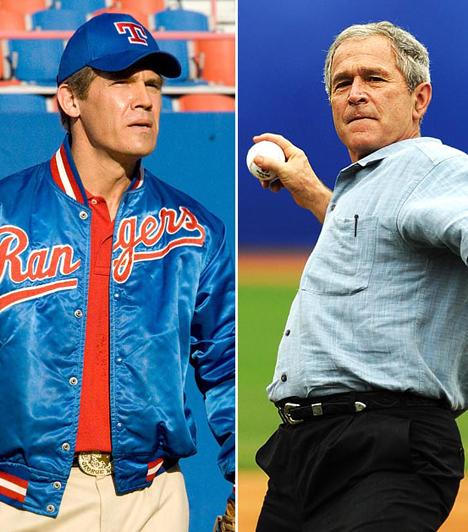 Josh Brolin  George W. Bush ellentmondásos amerikai elnököt Josh Brolin formálta meg elemi erővel Oliver Stone 2008-as politikai mozijában. Nem ez volt Stone első amerikai elnökről szóló filmje, hiszen 1995-ben már feldolgozta Richard Nixon pályafutását is.