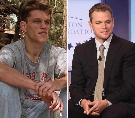 Matt Damon az 1996-os A bátrak igazsága című háborús drámában látható 25 kilóval könnyebben, hogy hitelesen tudjon megformálni egy heroinista karaktert - aki még csak nem is a főszereplője a filmnek. Mint akkoriban mesélte, tíz kilométert futott reggel és ugyanennyit este, csak csirkemellet, tojásfehérjét és egy szem krumplit evett naponta, mellettük pedig sok kávét ivott és dohányzott. Testének túlzott sanyargatása miatt a forgatás után néhány hónapig orvosi kezelésre szorult, mert károsodás érte a mellékveséjét.