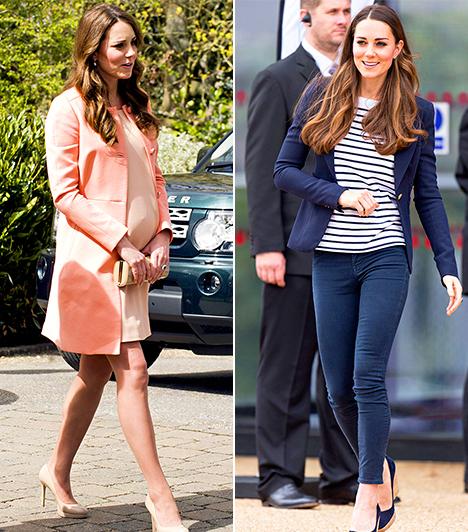 Katalin hercegnő                         2013. július 22-én adott életet első gyermekének, György hercegnek. Októberben pedig már újra régi alakját csodálhattuk.                         Kapcsolódó cikk:                         Cuki pillanatot kapott el a fotós György hercegről! Így simogatja anyukája arcát