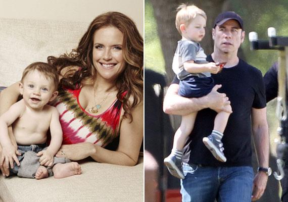 Kelly Preston, John Travolta felesége is 48 éves volt, amikor 2010-ben életet adott Benjaminnak. Terhességének híre nem sokkal az után látott napvilágot, hogy a házaspár elveszítette 16 éves fiát, Jetet.