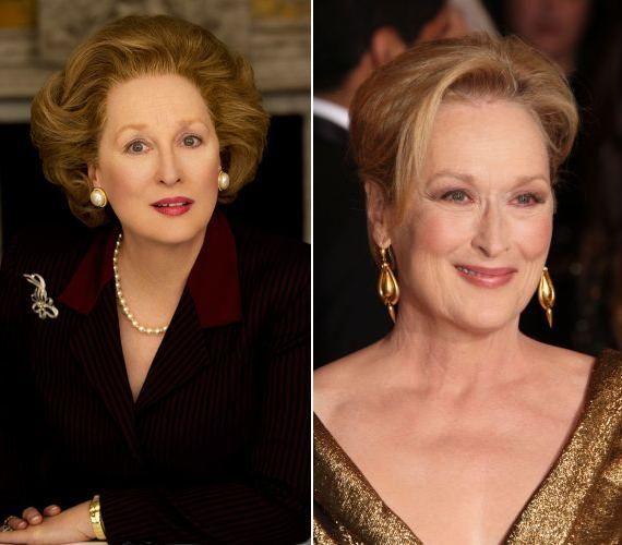 Meryl Streep szerint a Vaslady az elképzelhető legjobb szerep egy színésznő számára. Margaret Thatcher nem csak a 17. jelölést, de az Oscart is elhozta - ismét - a színésznőnek.