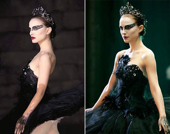 Bár az Oscar-díjat Natalie Portman kapta a 2010-es Fekete hattyú címszerepének eljátszásáért, azért a balettjelenetek többségében egy igazi balerina helyettesítette - ő volt Sarah Lane.