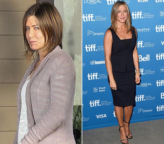 """A Cake producerei elárulták, a kezdetektől Jennifer Anistont akarták meggyőzni a filmhez, mert állításuk szerint """"hiába szupertehetséges, eddig még nem láthattuk, hogy mind a komikus, mind a drámai oldalát megmutassa egyetlen szerepben"""". A színésznőt valóban nem látták még a nézők ennyire hétköznapinak, hatalmas megdöbbenést okozott, amikor kiszivárogtak a forgatási fotók."""
